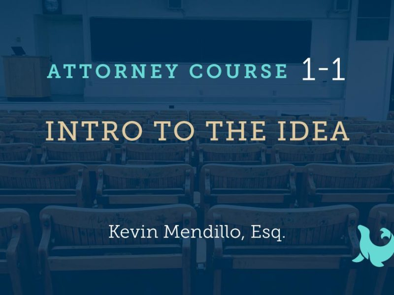 1-1: Intro to the IDEA