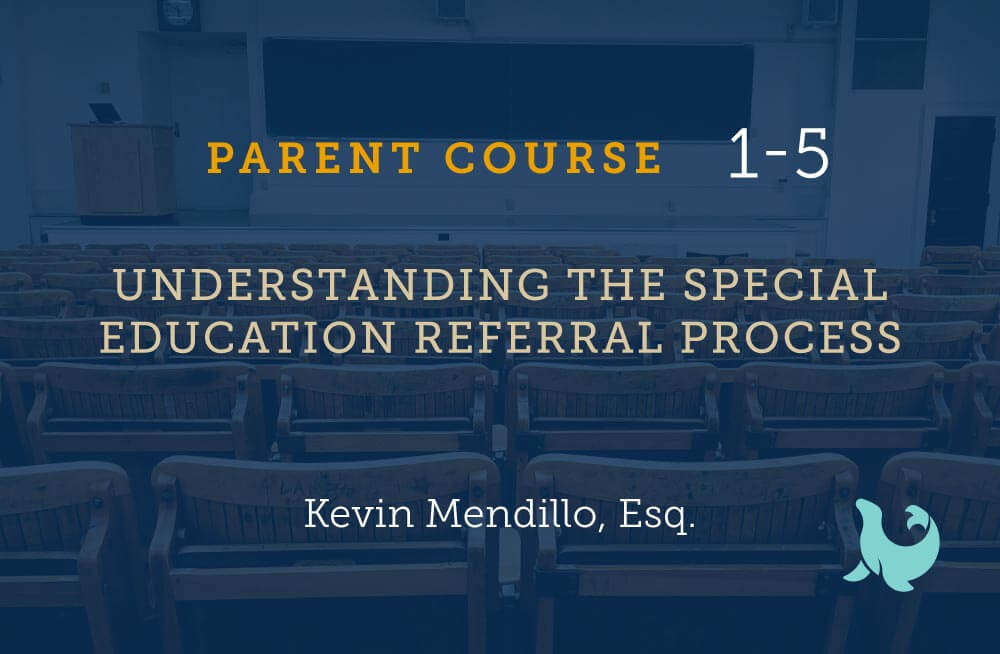 Understanding the Special Education Referral Process